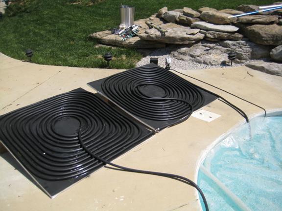 The Spencer S Swimming Pool Goes Solar Roy Spencer Phd